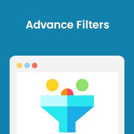 Advance Filters