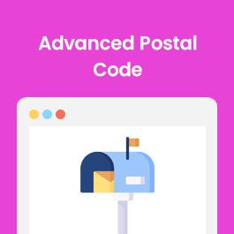 Advanced Postal Code