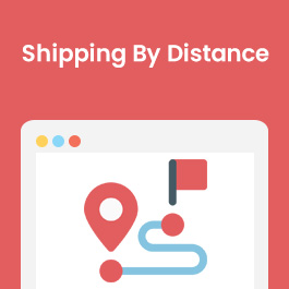 Shipping By Distance