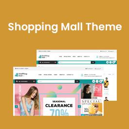 Shopping Mall Theme
